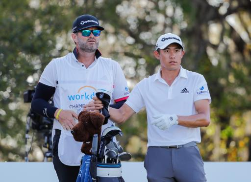 What's in Collin Morikawa's bag as he wins the WGC-Workday Championship