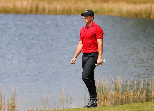 Tiger Woods tribute causes SERIOUS DEBATE at WGC event