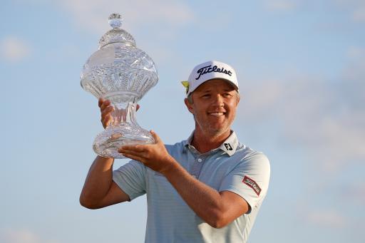 Matt Jones claims second PGA Tour title with Honda Classic victory