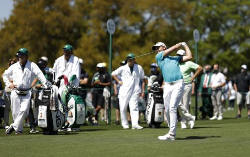 The Masters 2021: Groups and UK Tee Times for Round 1 and 2