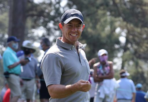 Rory McIlroy GATECRASHES United States Ryder Cup team meeting!