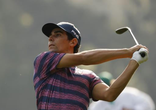 Golf fans praise PGA Tour star Joaquin Niemann for interaction with 4-year-old