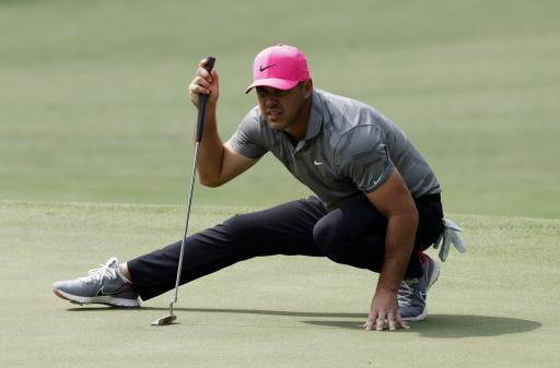 Golf fans react to Brooks Koepka's NEW LOOK at PGA Championship