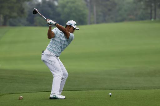 WATCH: What's in Hideki Matsuyama's bag as he wins The Masters