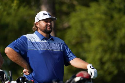 Michael Visacki touched by worldwide support as he makes his PGA Tour debut