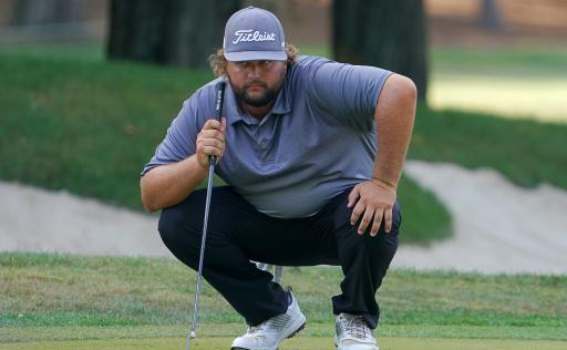 Golf fans react to Justin Thomas' GENEROUS GESTURE to tour player Mike Visacki