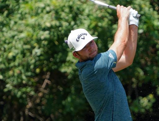 Sam Burns claims his first PGA Tour title at the Valspar Championship