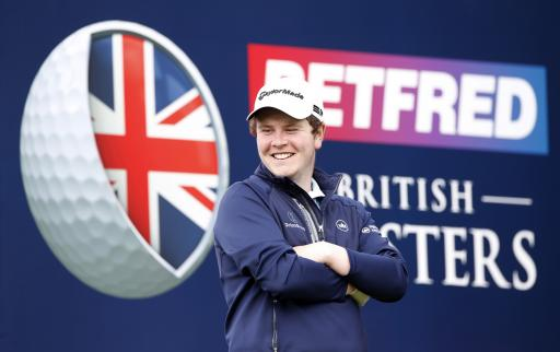 Golf fans react as Robert MacIntyre reveals details of his PERFECT day