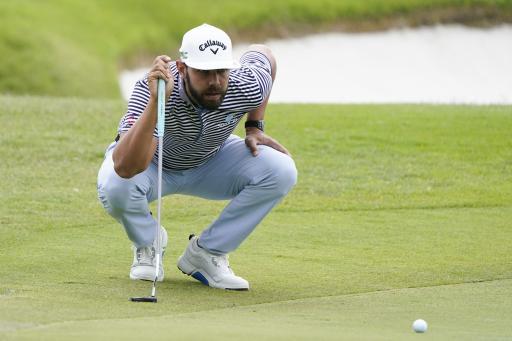 Erik van Rooyen issues apology for his SHOCKING US PGA tantrum!