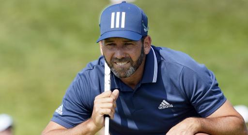 Sergio Garcia suffers UNLUCKIEST BREAK in third round of US Open