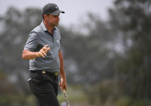 Englishman Richard Bland LEADS the US Open a month after winning FIRST pro event