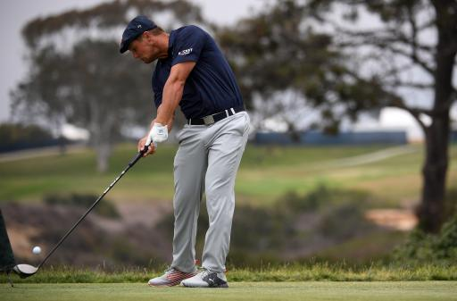 Bryson DeChambeau SLAMMED by golf fans for not shouting FORE at US Open!