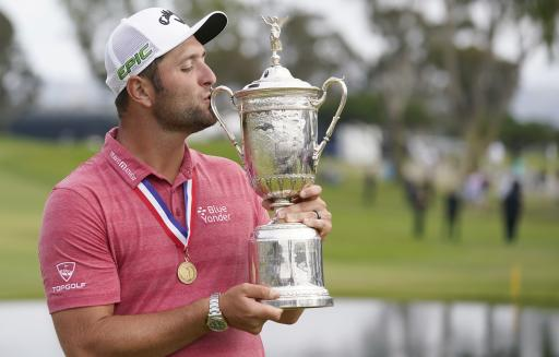 NEW WORLD NO. 1 Jon Rahm credits two other MAJOR CHAMPIONS after US Open win