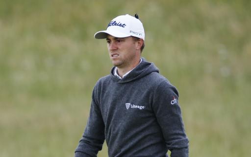 Justin Thomas given NEW NICKNAME as he starts new PGA Tour season with Jim 'Bones' Mackay