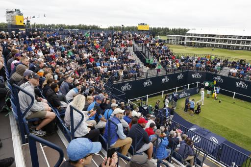 How much MONEY could each player EARN at the Open Championship?