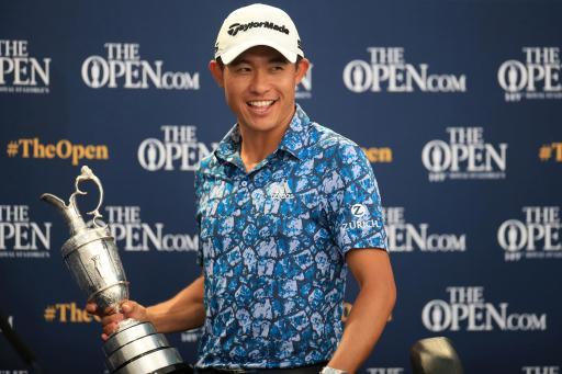 Golf legend Jack Nicklaus HEAPS PRAISE on Open Champion Collin Morikawa