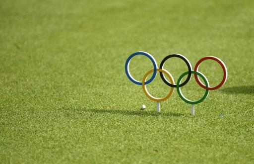 PGA Tour caddie QUESTIONS USA athletes taking the knee at Olympic Games