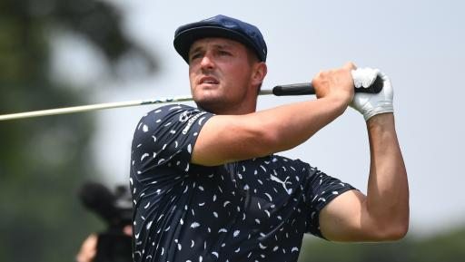 Is Bryson DeChambeau the only player not to shout 'FORE', or are we all guilty?