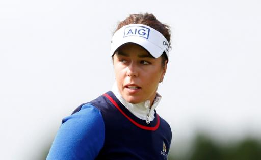 Georgia Hall shares 36-hole lead in AIG Women's Open at Carnoustie