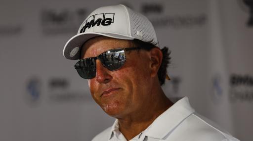 Phil Mickelson SLAMS RUMOURS of USGA reducing driver shaft lengths