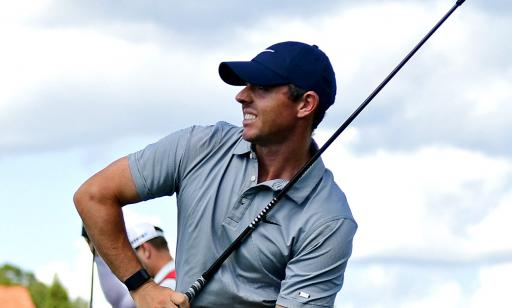 Rory McIlroy's Taylormade 3-wood MYSTERIOUSLY found at Liberty National