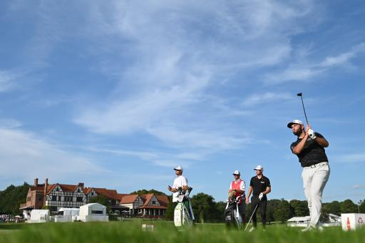 What is the ACTUAL probability of becoming a professional golfer?