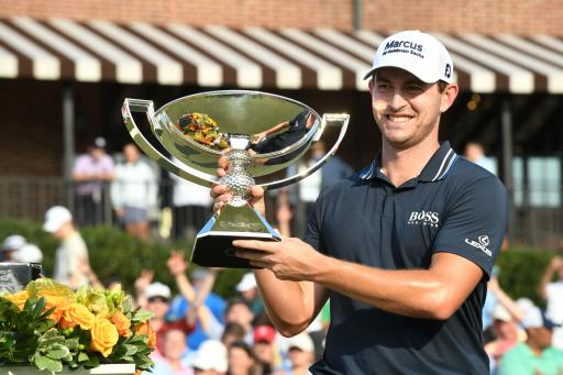 Patrick Cantlay: What's in the bag of the 2021 FedEx Cup champion?