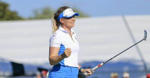 Europe WIN Solheim Cup after beating United States 15-13 on exciting final day