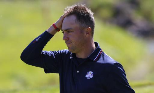 "Justin Thomas ""100% DID NOT FIRE"" PGA Tour caddie Jimmy Johnson"