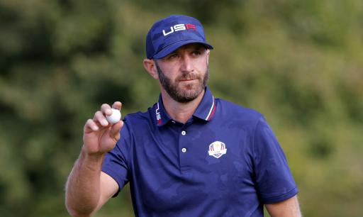 """""""I would love do it"""": Dustin Johnson on future Ryder Cup captaincy"""