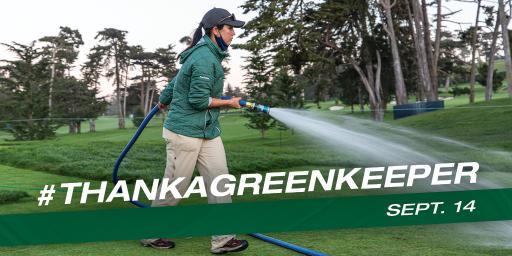 International 'Thank A Greenkeeper Day' returns on September 14