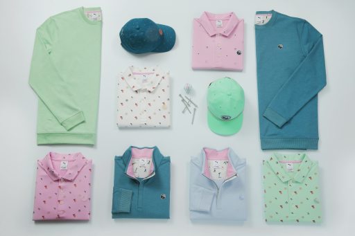 PUMA Golf x Arnold Palmer Collection celebrates golf's global icon