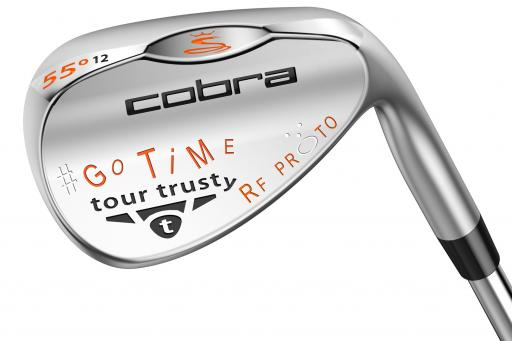 Cobra launches limited edition Tour Trusty wedge