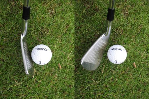 Golf Practice Drills: fade and draw