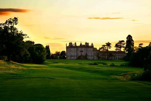 Top ten golf courses near Edinburgh