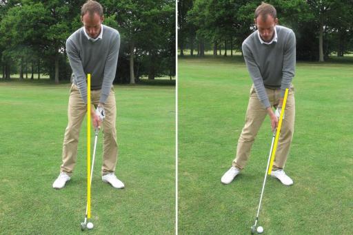 Toughest Golf Shots: how to draw an iron