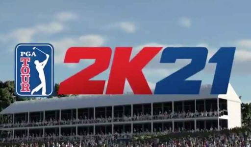 PGA Tour 2K21 reveals mapping tech that brings TPC courses to life