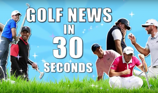 GolfMagic news in 30 seconds: Beef's beard offends golf, Tiger's new schedule revealed