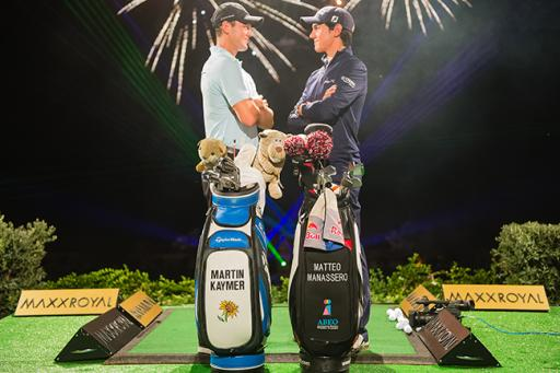 Maxx Royal hosts explosive start to Turkish Airlines Open
