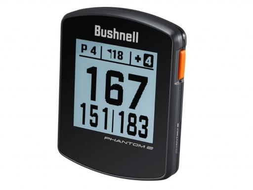 Bushnell Golf adds to fantastic range with launch of Phantom 2 GPS device