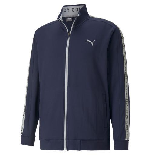 PUMA Golf Enjoy Golf Track Jacket