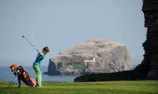 US Kids Golf Championship in Scotland attracts record numbers