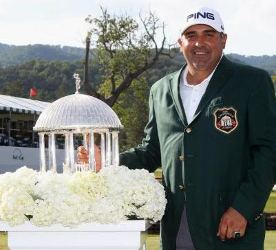 In the Bag: Angel Cabrera