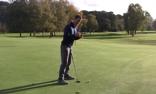 NEVER THREE-PUTT again after watching this simple video drill