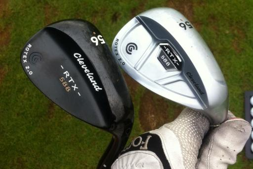 First Look: Cleveland 588 RTX 2.0 wedges