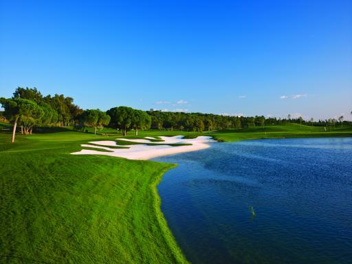 Quinta do Lago, Laranjal course: review