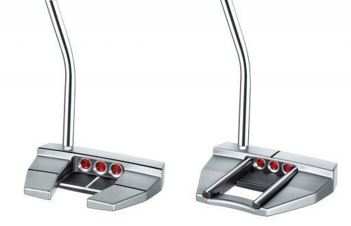 Titleist unveils Scotty Cameron Futura X7 and X7M putters