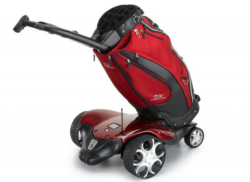 Stewart Golf releases new F1-S Remote trolley