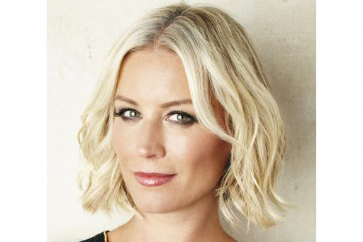 Denise van Outen ups the glamour at Celebrity Cup