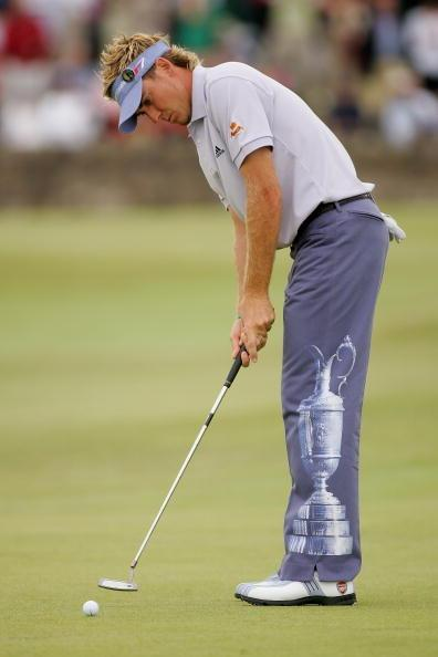 Six of the Best... Ian Poulter